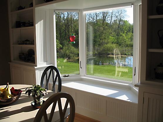 прозорци и интериорни врати от дърво