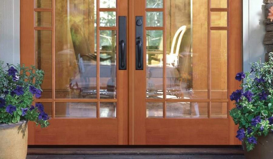 иновационната интериорна врата