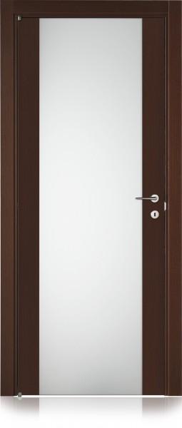 Остъклена врата - Камбера и син